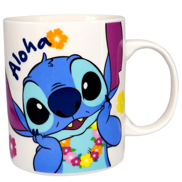 DISNEY STITCH CERAMIC MUG (11 FL OZ)