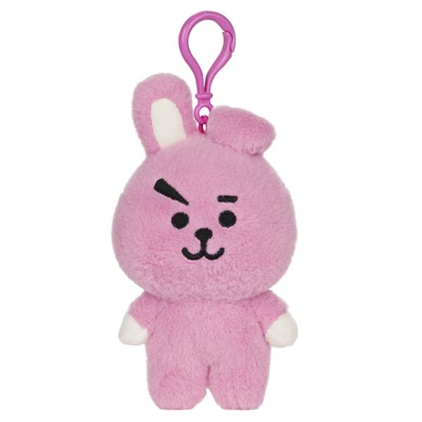 BT21 COOKY BACKPACK CLIP 4