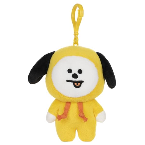 BT21 CHIMMY BACKPACK CLIP 4