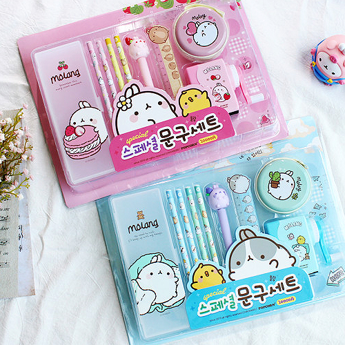 MOLANG SPECIAL STATIONERY SET