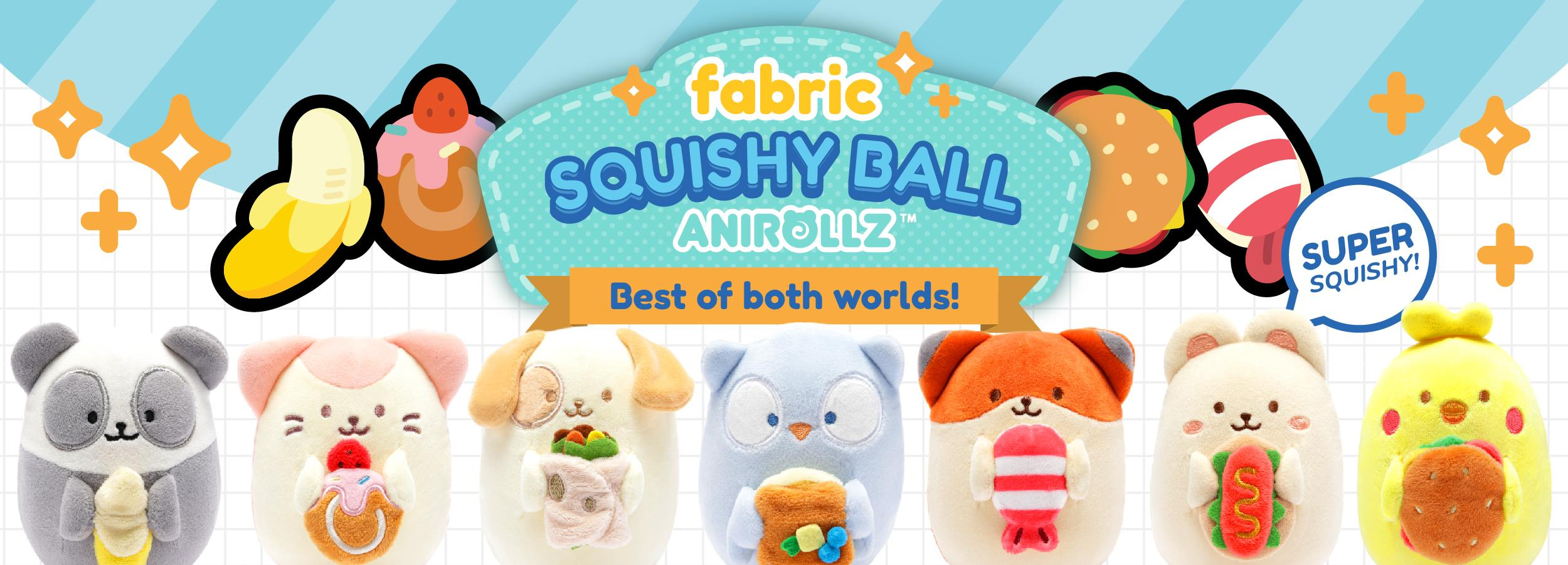 Anirollz Squishy